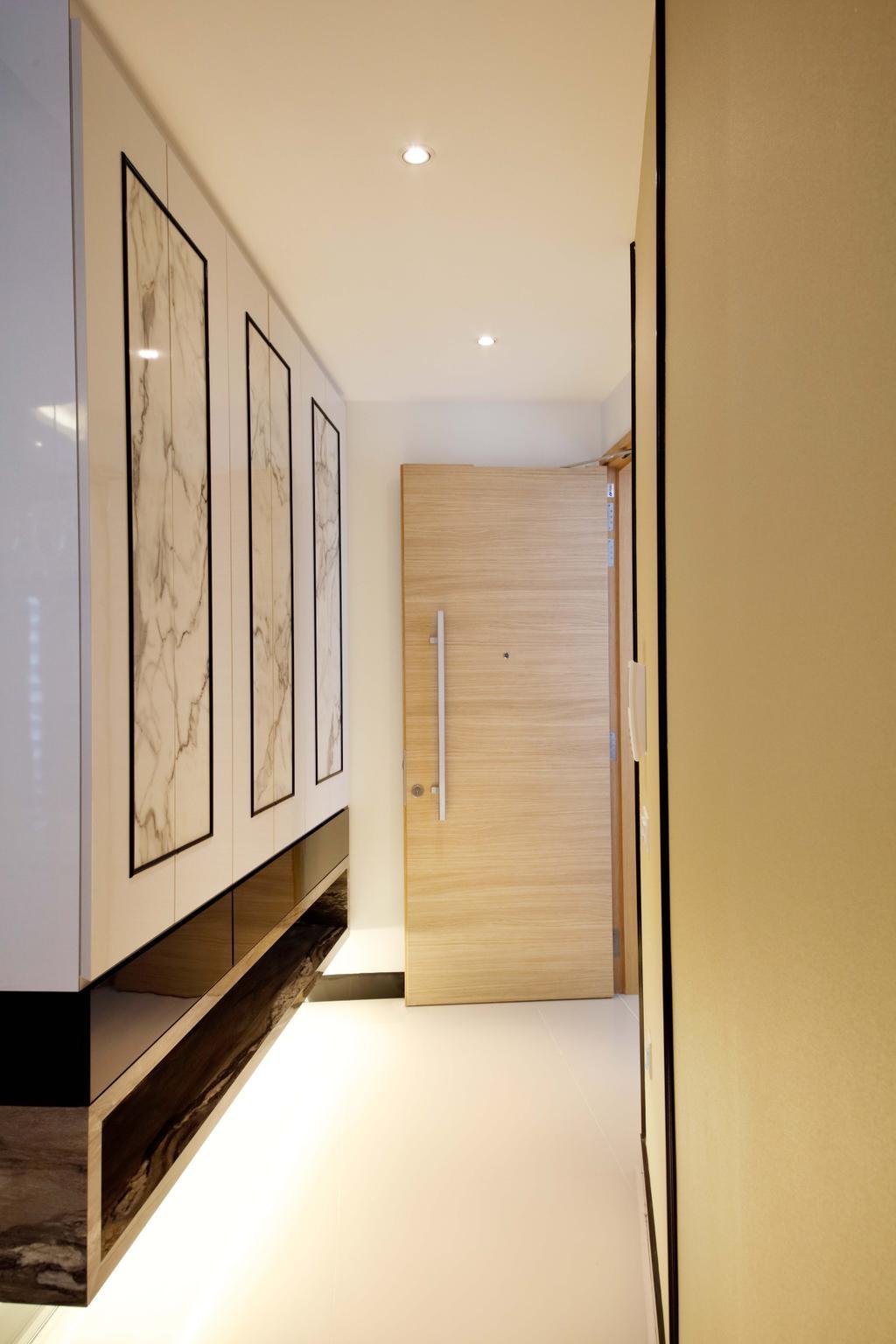 Contemporary, Condo, Living Room, D'Leedon, Interior Designer, Free Space Intent