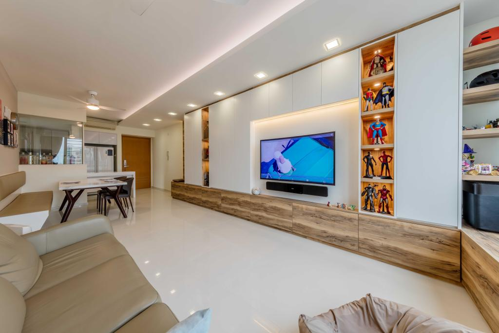 Contemporary, Condo, Living Room, The Quartz, Interior Designer, Ciseern, Indoors, Interior Design, Couch, Furniture