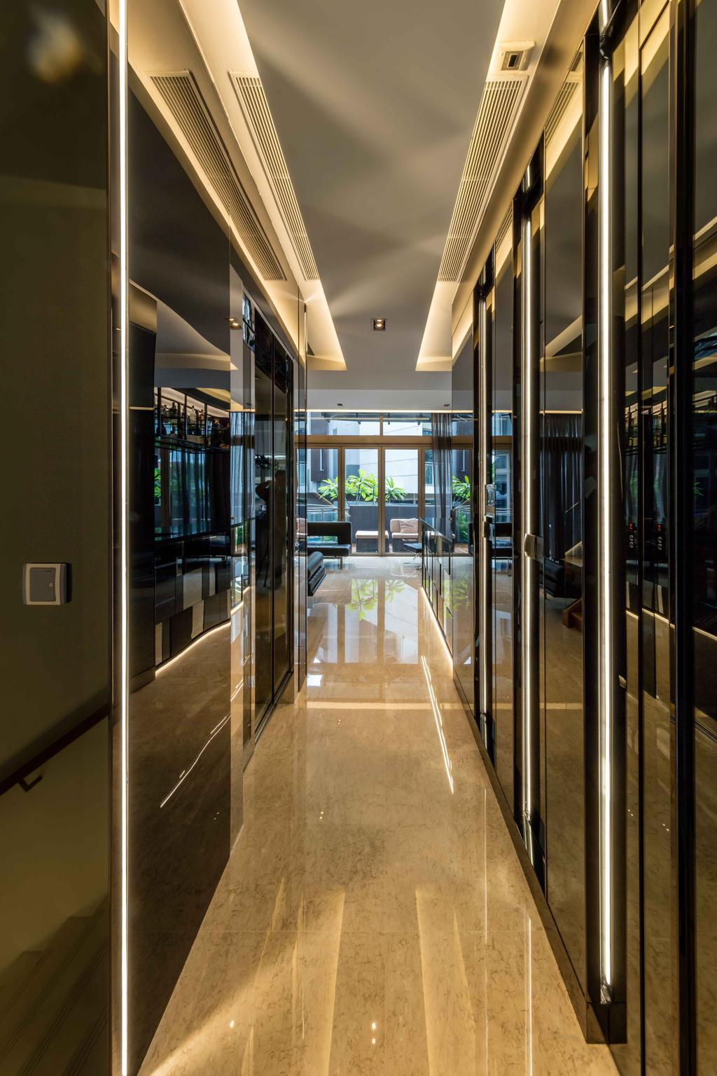 Modern, Landed, Bedroom, The Whitley Residences, Interior Designer, Ciseern