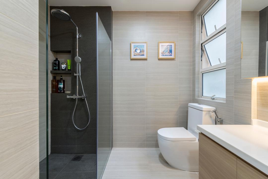 Hillview Avenue (Block 51A), Meter Square, Modern, Bathroom, Condo, Sink, Indoors, Interior Design, Room, Mirror