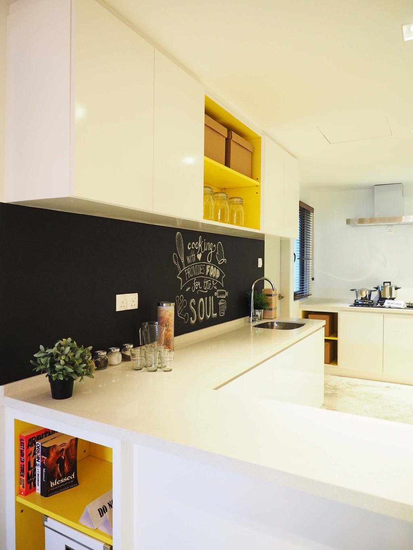 Contemporary, Condo, Kitchen, The Resident, Interior Designer, Sachi Interiors, Dining Room, Indoors, Interior Design, Room