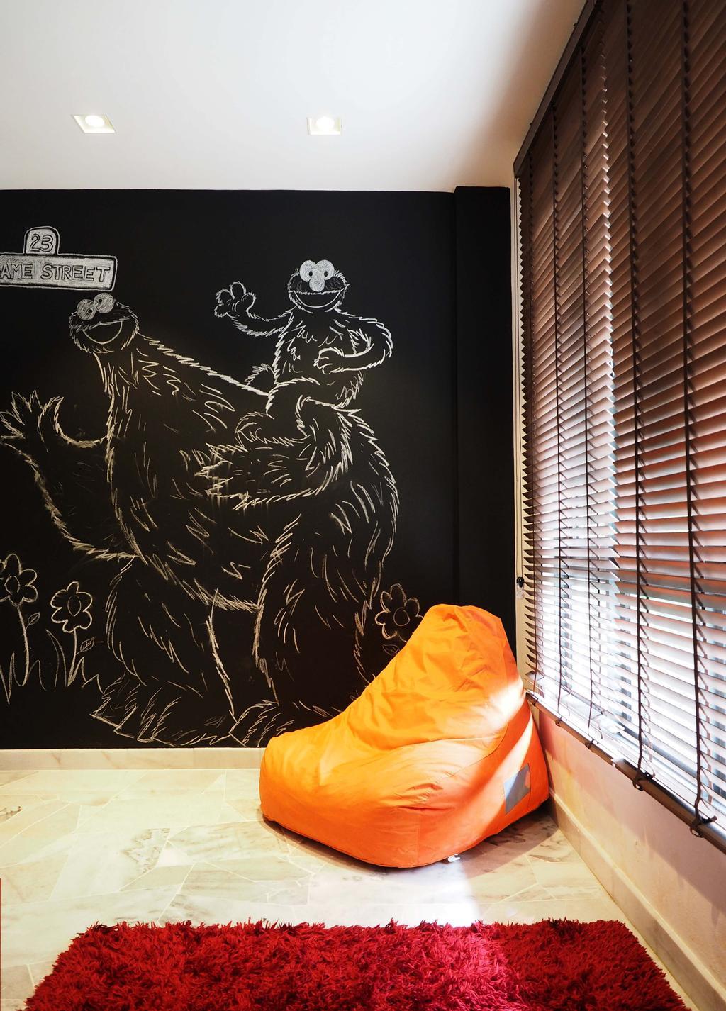 Contemporary, Condo, Bedroom, The Resident, Interior Designer, Sachi Interiors