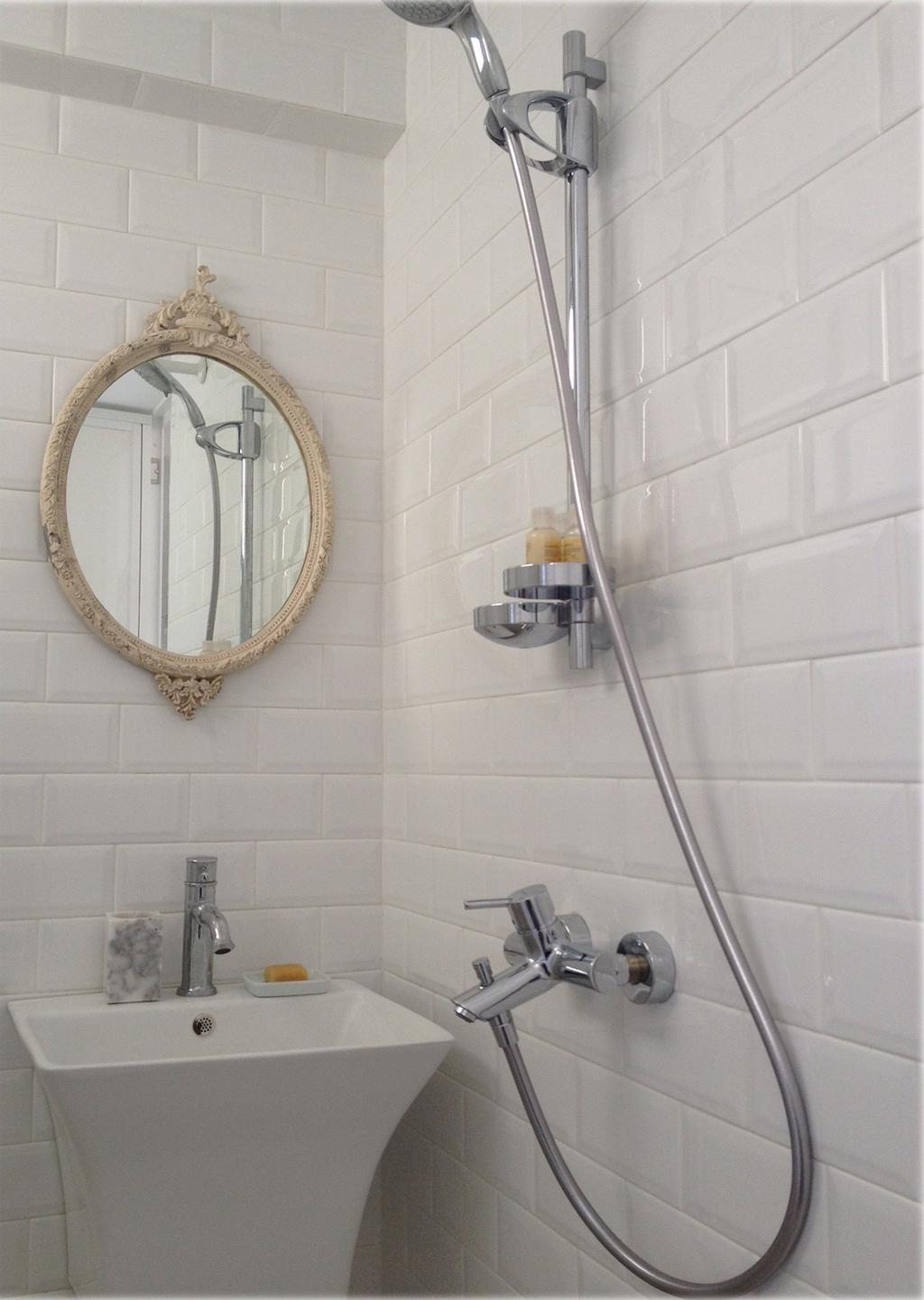 Vintage, HDB, Bathroom, Telok Blangah Way, Interior Designer, Create