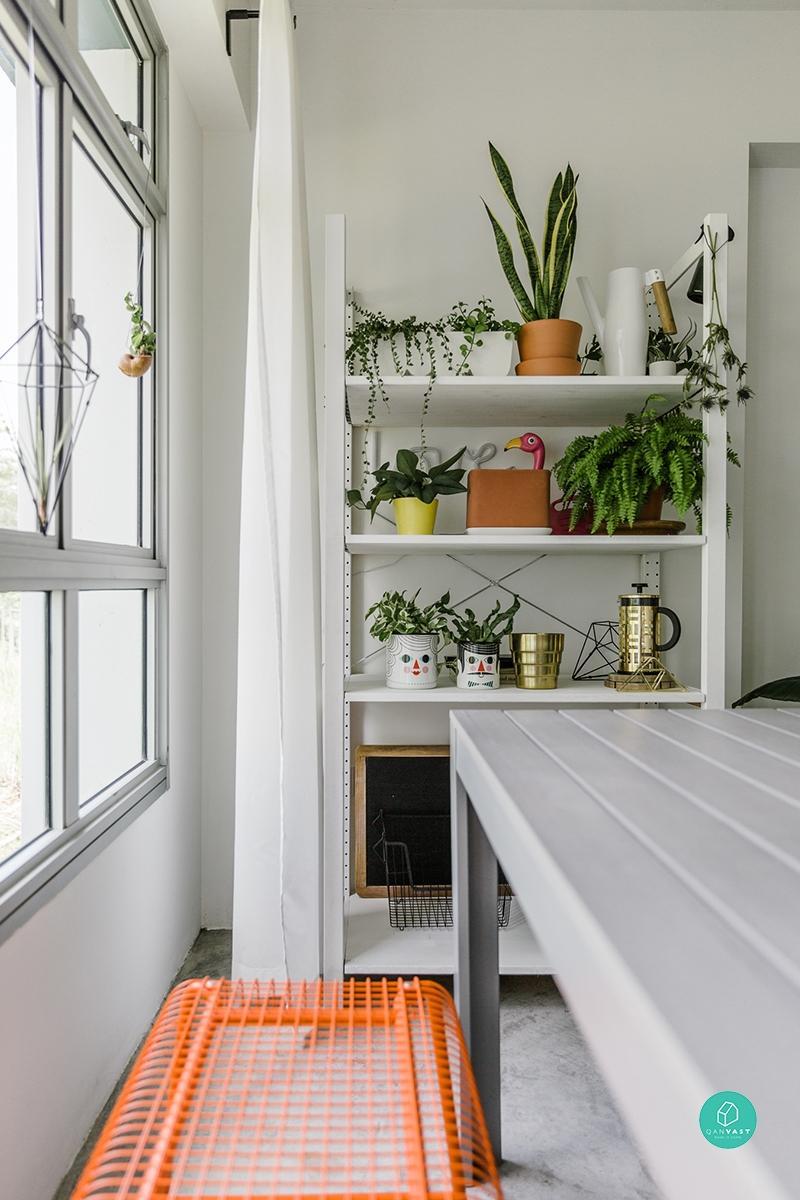 IKEA-inspired home