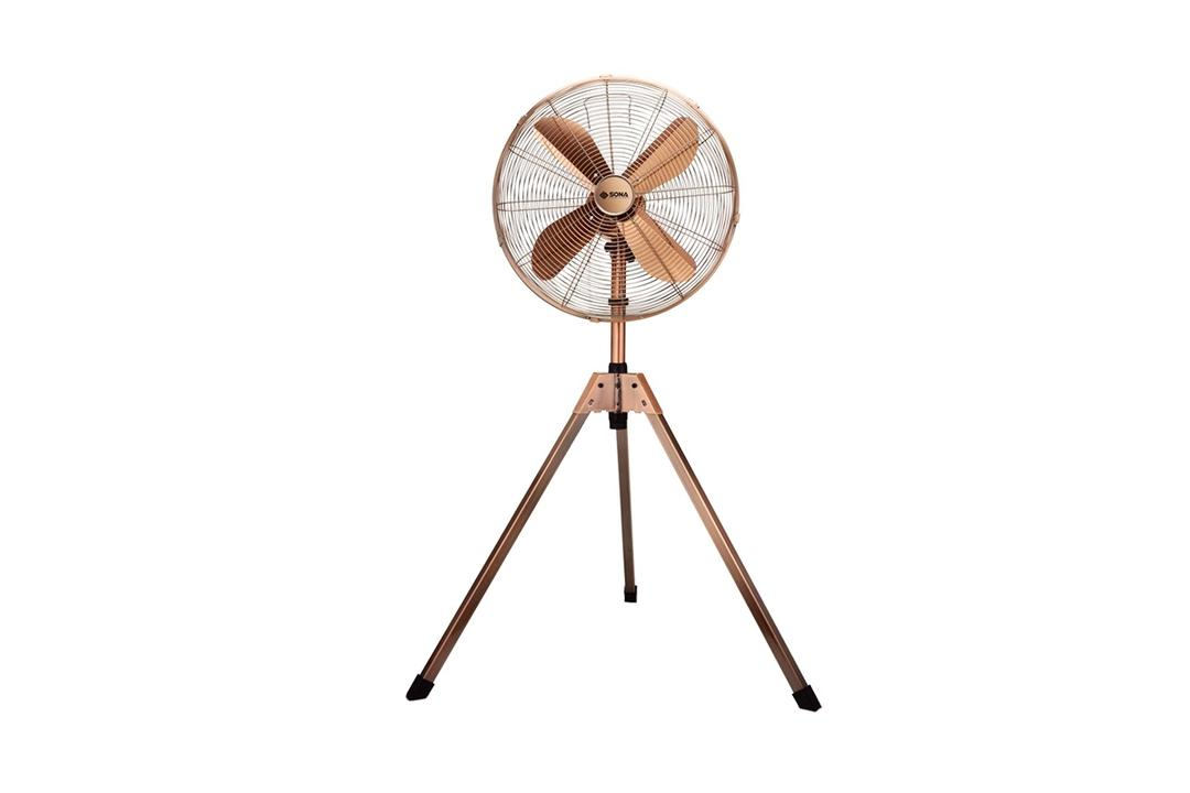 Standing fan or ceiling fan