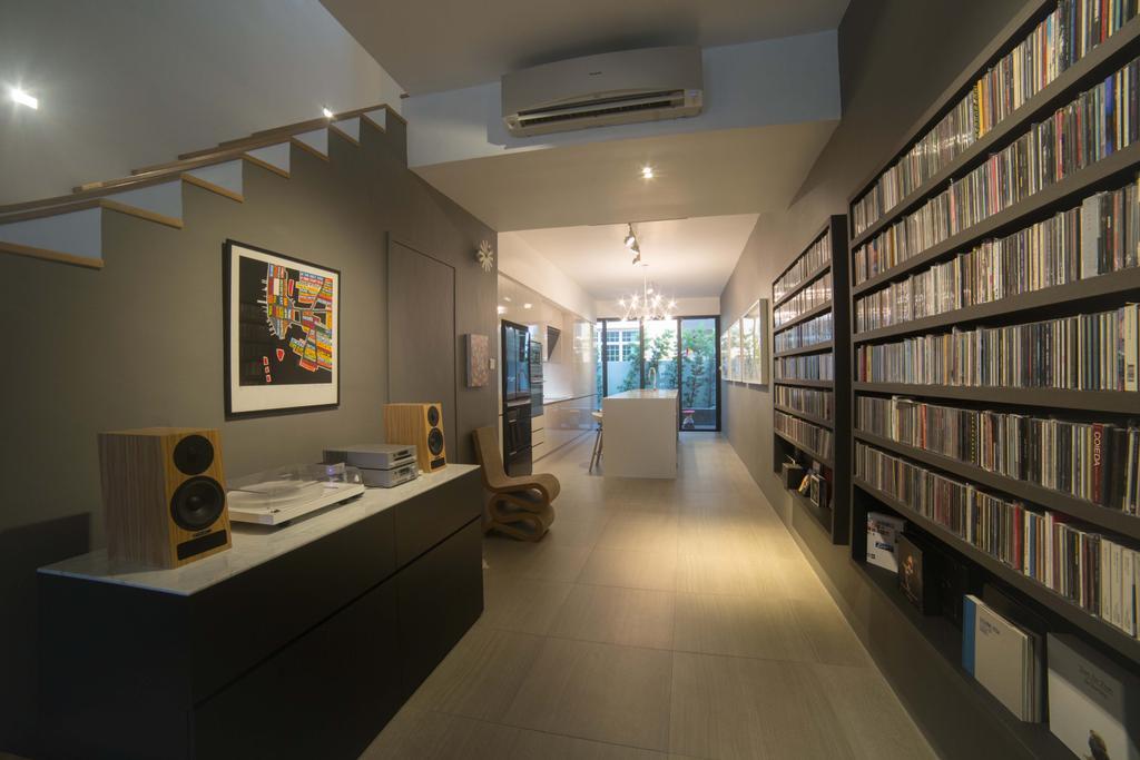 Contemporary, Landed, Living Room, Changi Lorong 101, Interior Designer, Juz Interior, Indoors, Interior Design