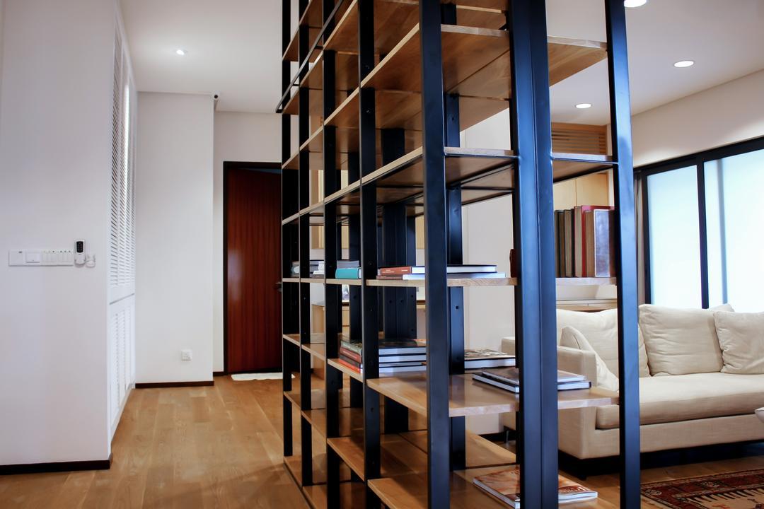 Shah Alam Terrace, Core Design Workshop, Contemporary, Study, Landed, Building, Hostel, Housing, Furniture