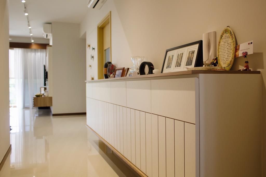 Minimalistic, Condo, Living Room, Sea Horizon, Interior Designer, Authors • Interior & Styling, Molding