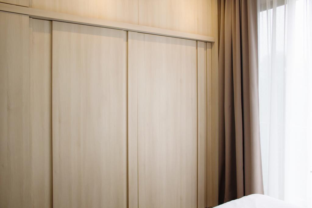 Minimalistic, Condo, Bedroom, Sea Horizon, Interior Designer, Authors • Interior & Styling