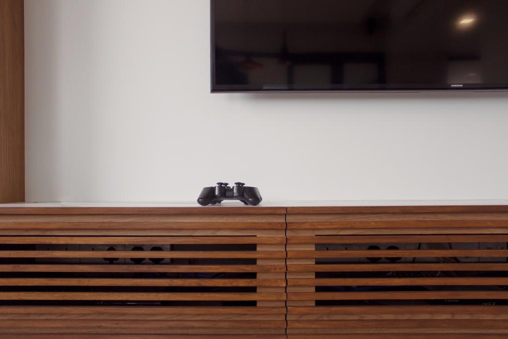 Contemporary, Condo, Living Room, The Interlace, Interior Designer, Authors • Interior & Styling