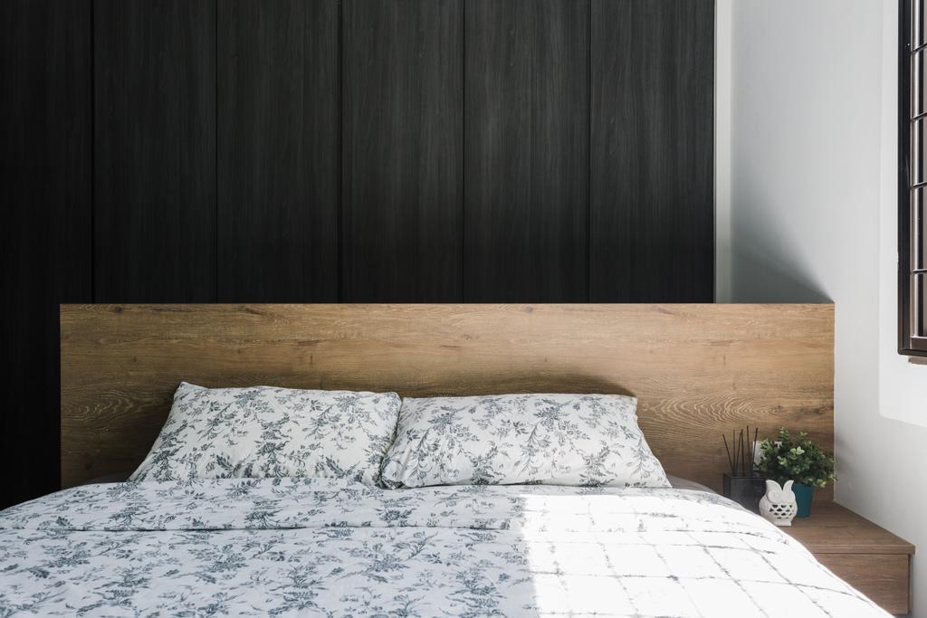 Contemporary, Condo, Bedroom, Parc Oasis, Interior Designer, Schemacraft