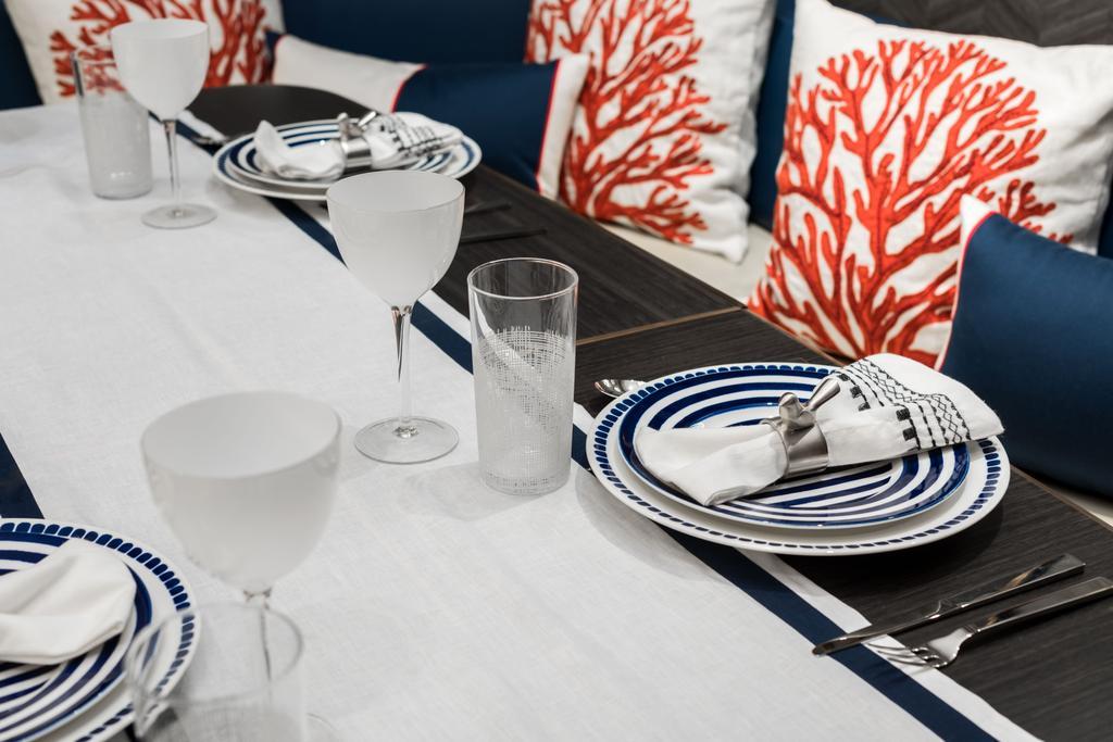 Contemporary, Condo, Dining Room, Summer Gardens Showroom, Interior Designer, A.RK Interior Design, Eclectic, Cup, Glass