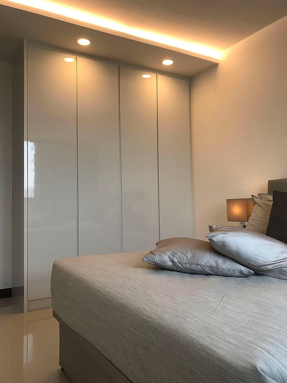 Minimalistic, HDB, Bedroom, Depot Road, Interior Designer, VVID Elements, Indoors, Interior Design, Room