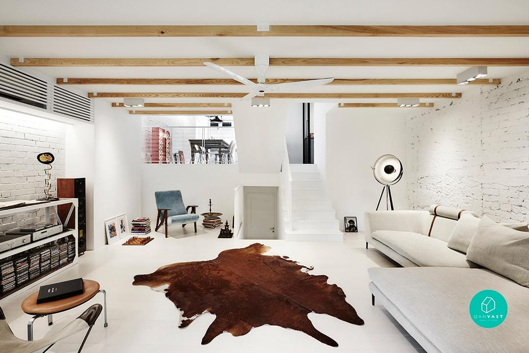 7 Stunning Whitewashed Homes For The Perfect Retreat | Qanvast