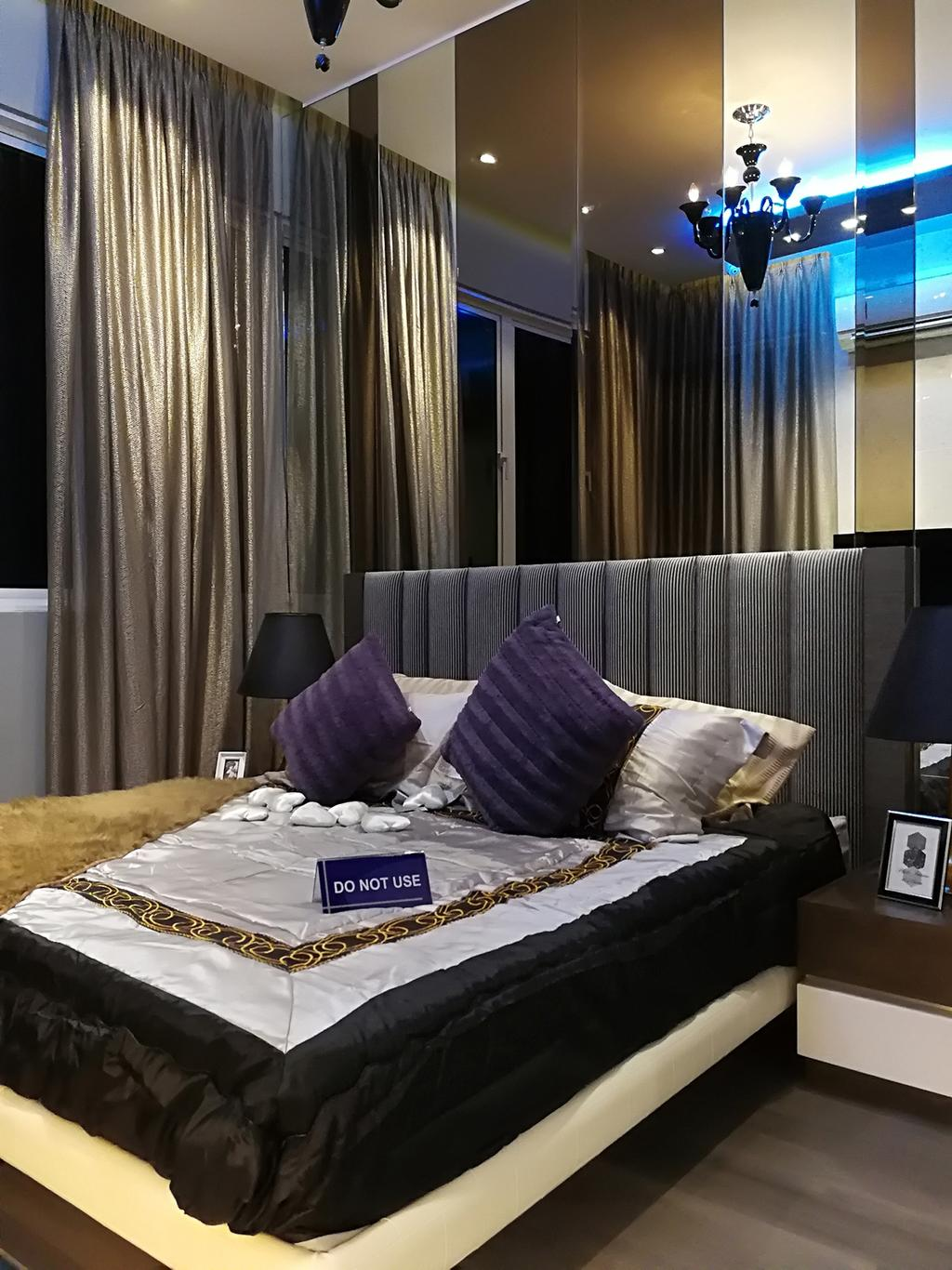 Contemporary, Condo, Type A1, Rica Residences @ Sentul, Interior Designer, The Arch, Modern