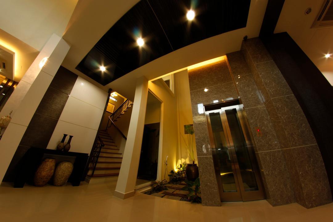 D'Residence, Zeng Interior Design Space, Modern, Landed, Basement, Indoors, Room