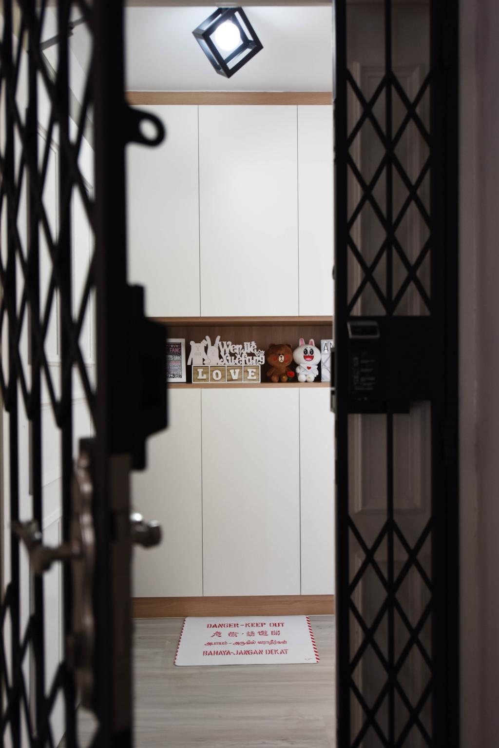 Scandinavian, HDB, Bukit Panjang, Interior Designer, Starry Homestead, Photo Booth