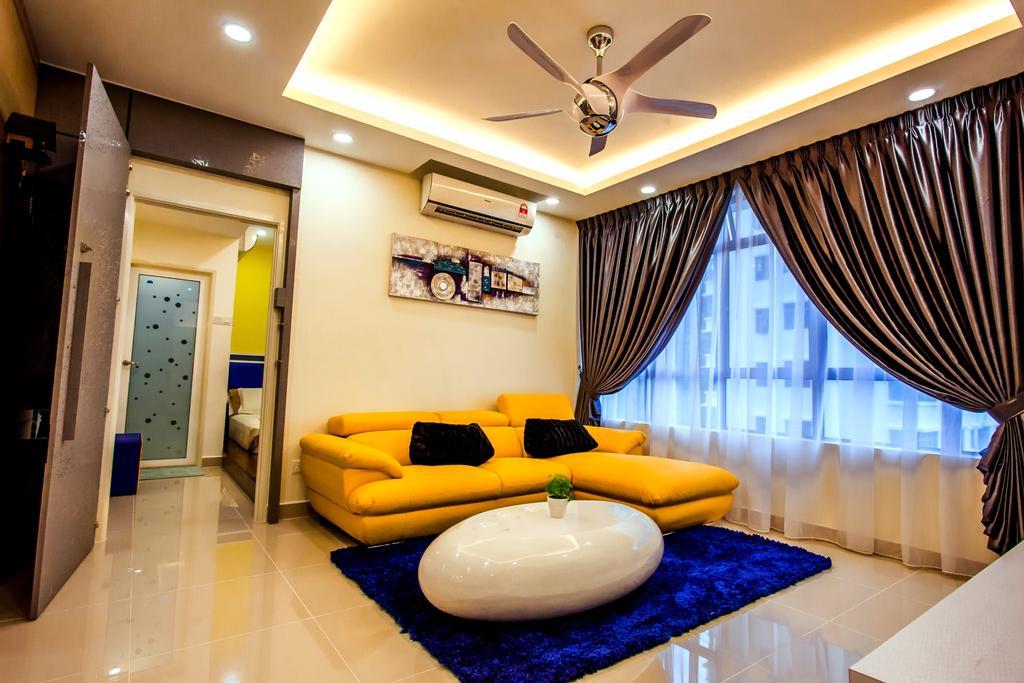 Modern, Condo, Living Room, All Seasons Park - Type A, Interior Designer, Zeng Interior Design Space, Indoors, Interior Design, Couch, Furniture, Room