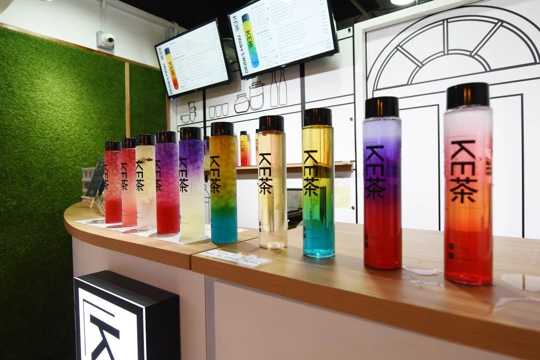 14 Scott Road, Starry Homestead, Scandinavian, Commercial, Bottle, Lotion, Shampoo