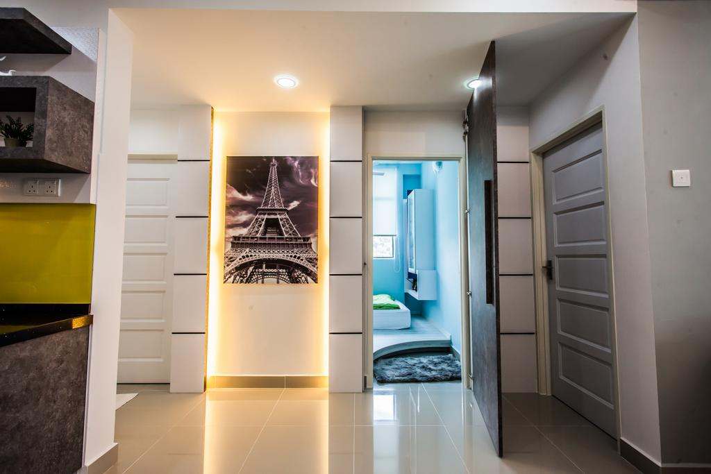 Modern, Condo, Living Room, All Seasons Park - Type B, Interior Designer, Zeng Interior Design Space