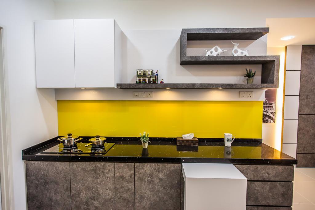 Modern, Condo, Kitchen, All Seasons Park - Type B, Interior Designer, Zeng Interior Design Space