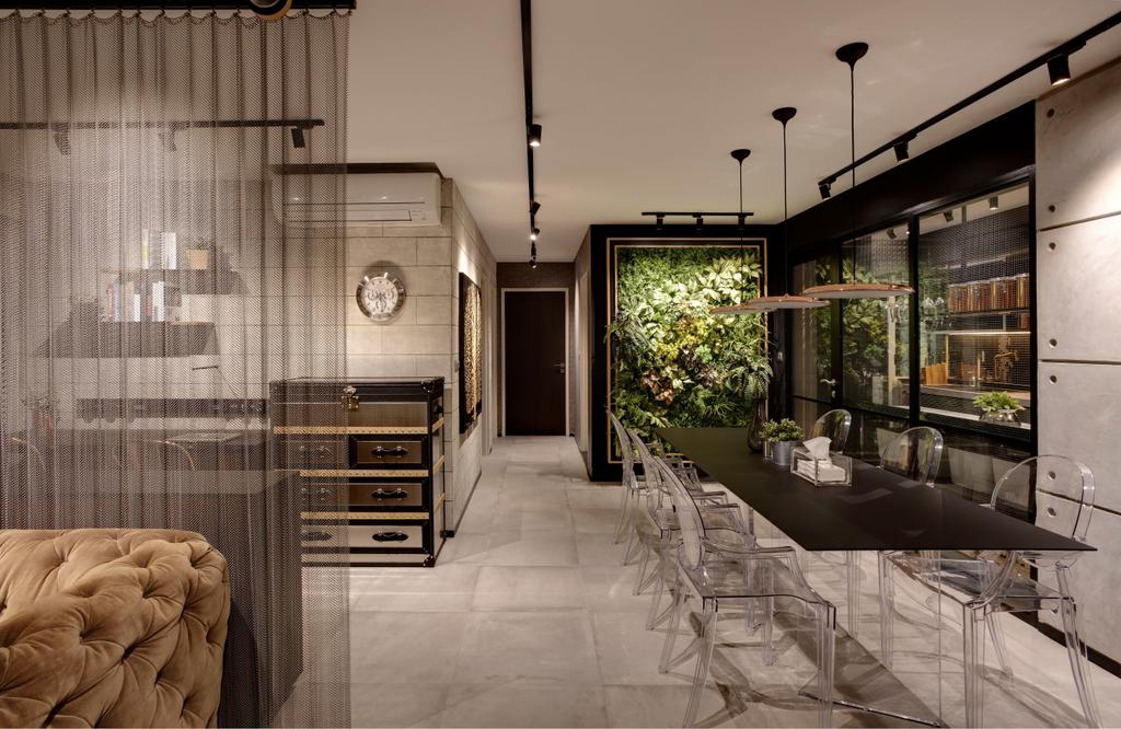 Scandinavian, HDB, Compassvale Mast (Block 216D), Interior Designer, Juz Interior