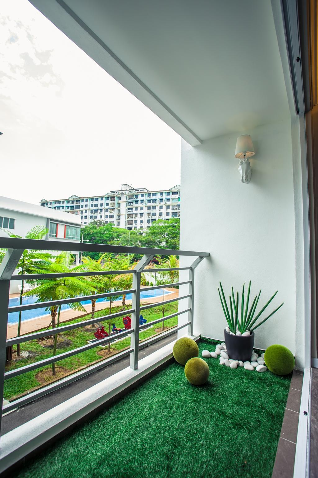 Balcony Interior Design Malaysia Interior Design Ideas