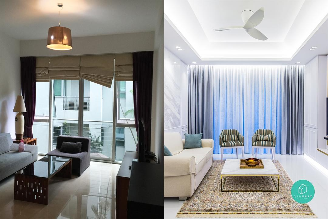 Before and After HDB Condo Renovation 42