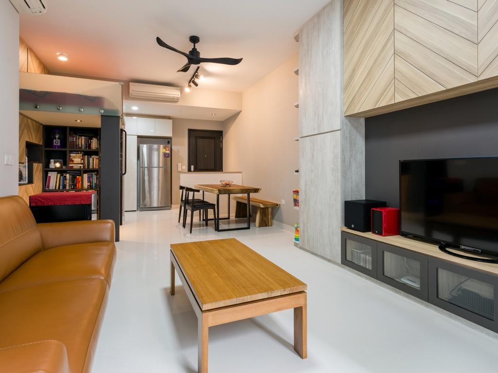 Modern, Condo, Living Room, E Maison, Interior Designer, Space Concepts Design, Furniture, Table, Dining Table, Indoors, Interior Design, Blade, Dagger, Knife, Weapon