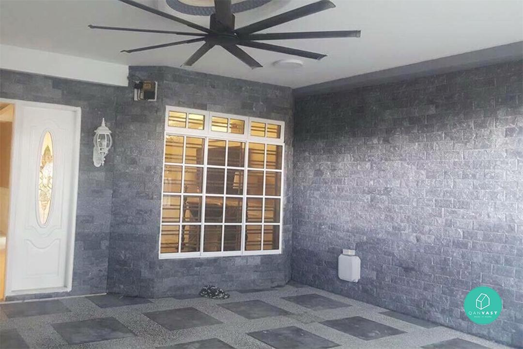 Before After Reviving A 20 Year Old Terrace With Rm80k Qanvast