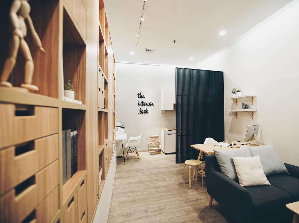 The Interior.Look Showroom, Commercial, Interior Designer, The Interior.Look, Minimalistic, Human, People, Person, Chair, Furniture, Indoors, Interior Design