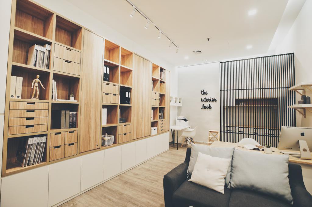 The Interior.Look Showroom, Commercial, Interior Designer, The Interior.Look, Minimalistic, Couch, Furniture, Indoors, Interior Design, Room
