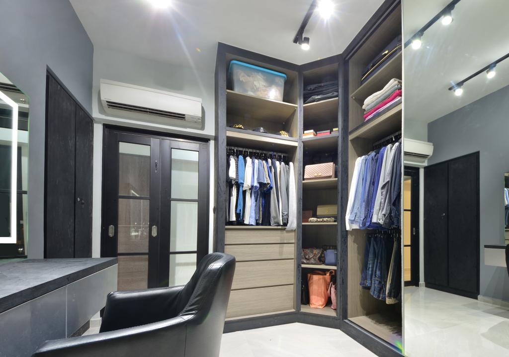 Modern, HDB, Skyline II, Interior Designer, Jialux Interior