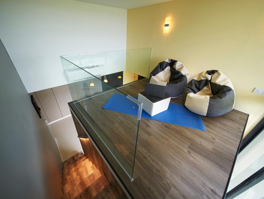 Contemporary, Condo, Study, The Amore, Interior Designer, U-Home Interior Design, Coffee Table, Furniture, Table, Paper