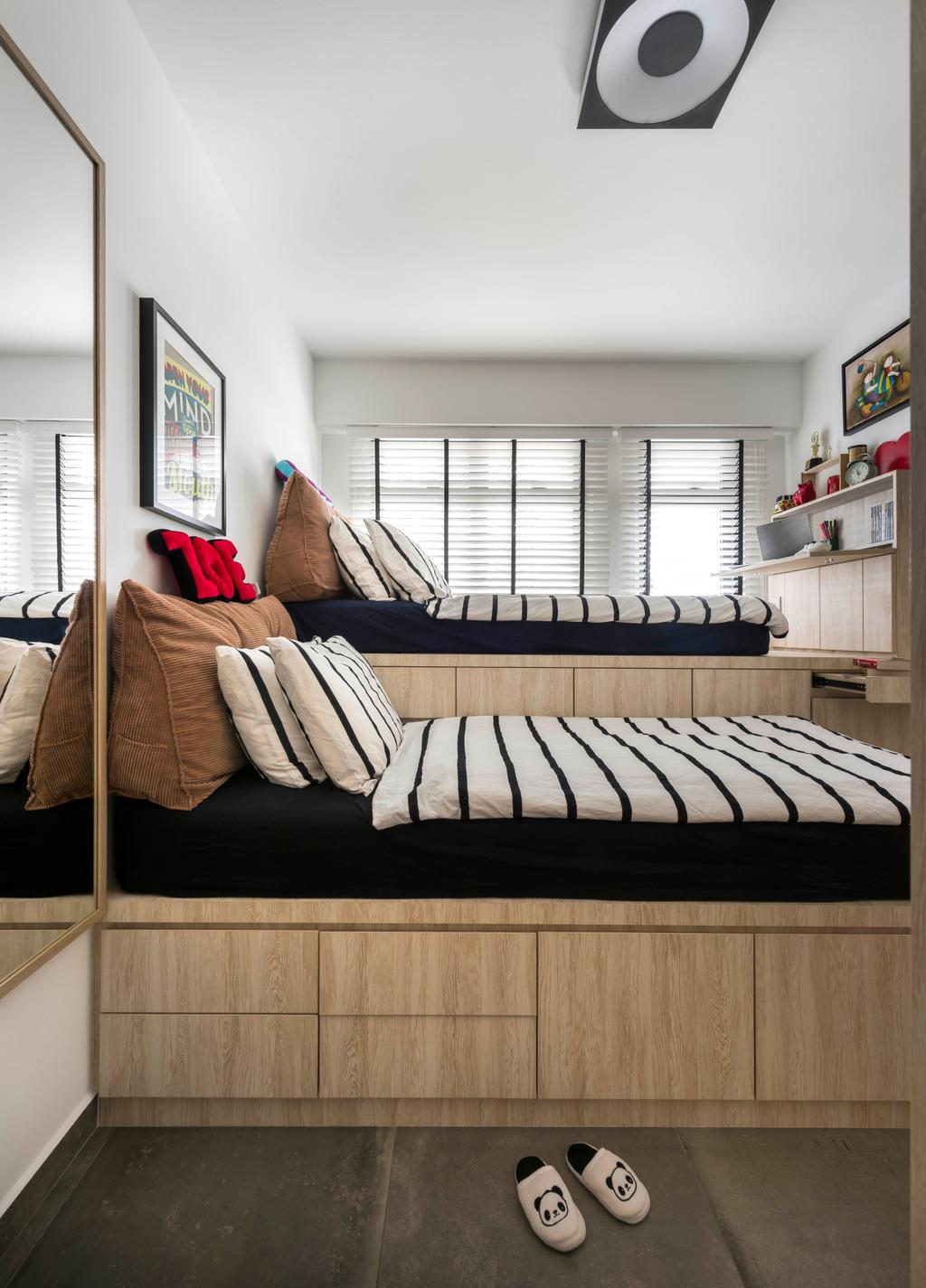 Image Of 2 Bedroom Felix Hdb: Interior Design Singapore