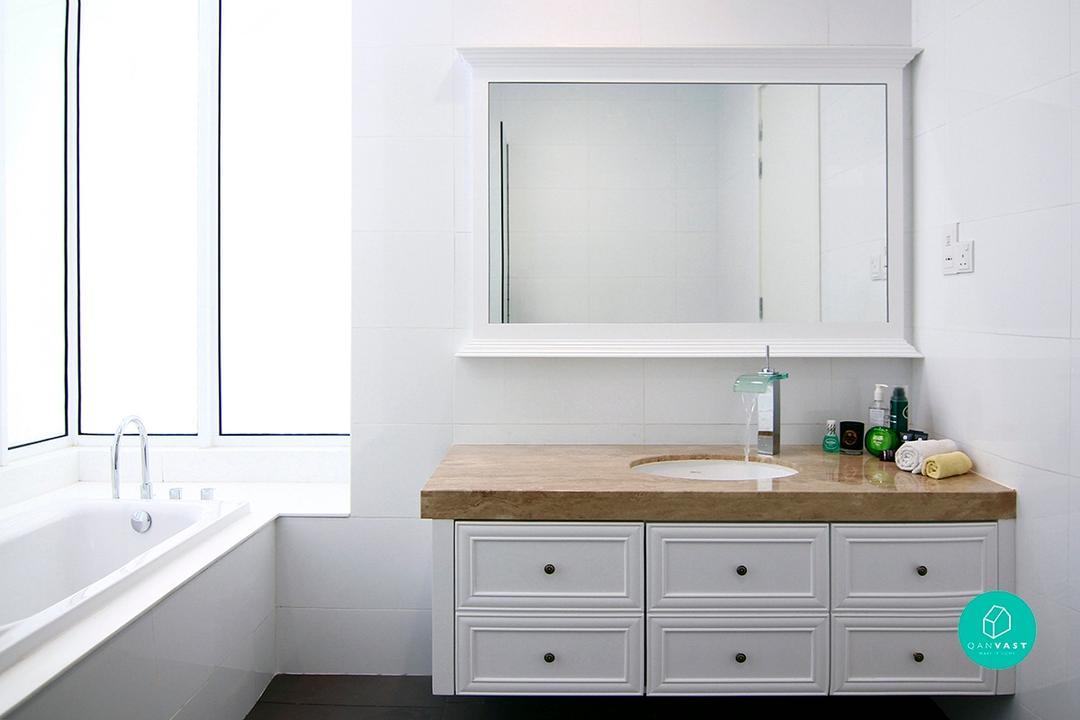 Make Your Small Bathroom Feels Bigger 2