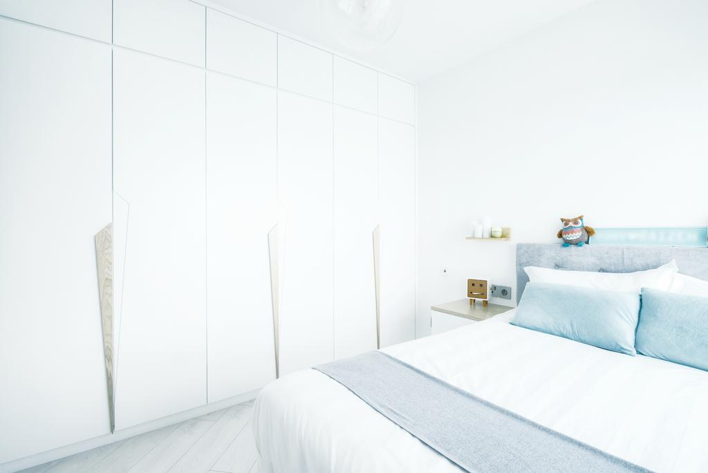 摩登, 私家樓, 睡房, 浪澄灣, 室內設計師, Art Deco Design, 北歐, Indoors, Interior Design, Room