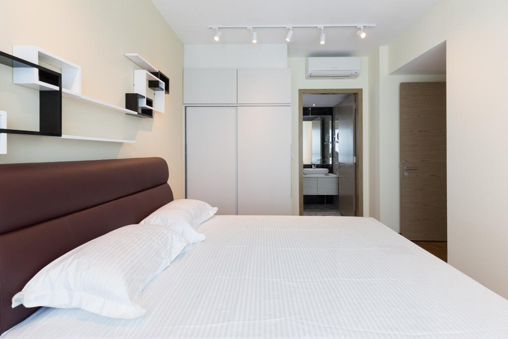 Condo, Tampines Street 86, Interior Designer, Starry Homestead, Bed, Furniture, Sideboard