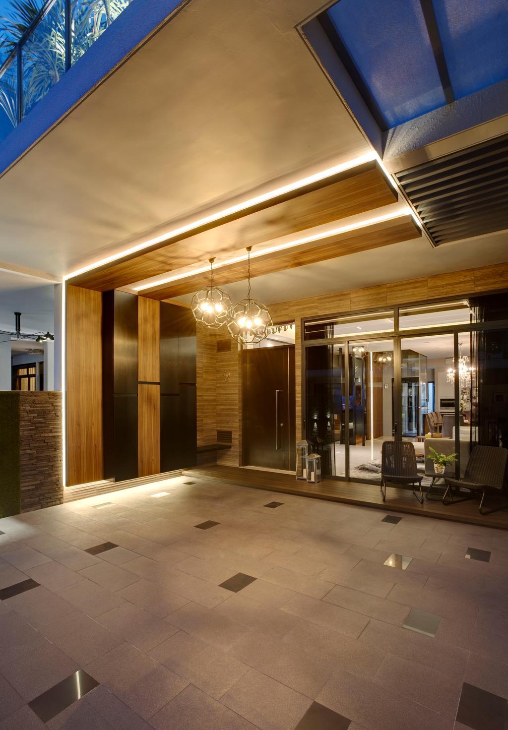 Modern, Landed, Luxus Hill, Interior Designer, The Orange Cube, Couch, Furniture