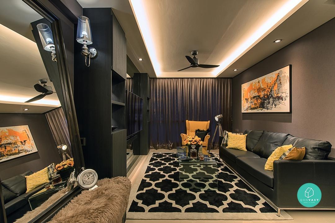 Dark Interior Tips