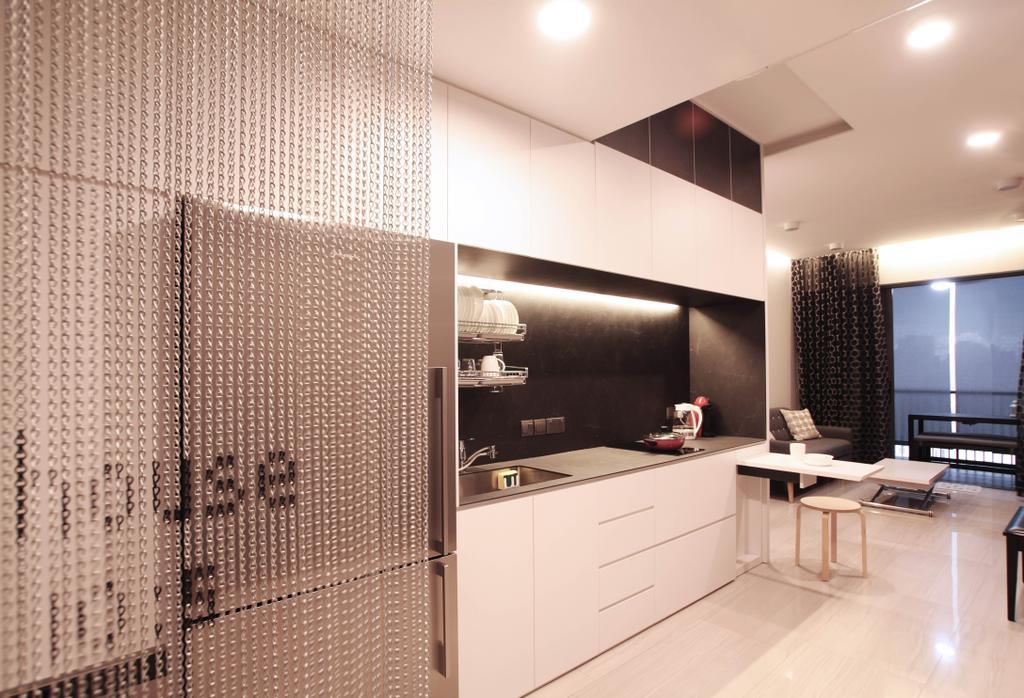 Modern, Condo, Lakeville, Interior Designer, Intrigue-d Design Consultancy, Flooring, Indoors, Interior Design