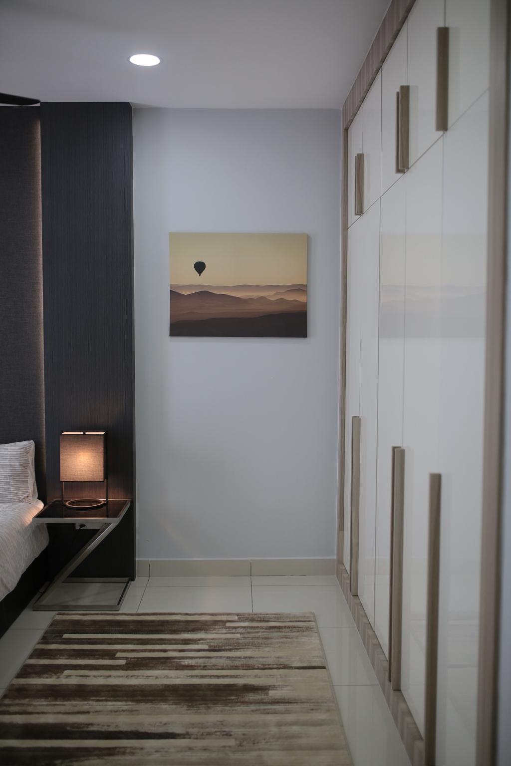 Contemporary, Condo, YOU Vista, Cheras, Interior Designer, Anith Design Studio, Industrial, Chair, Furniture