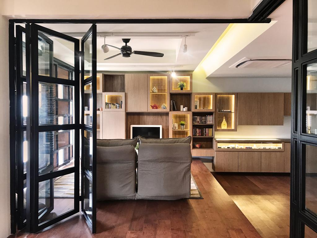 Modern, Condo, 7 Tree Seven Residence, Interior Designer, RK Interior Studio, Transitional, Indoors, Interior Design