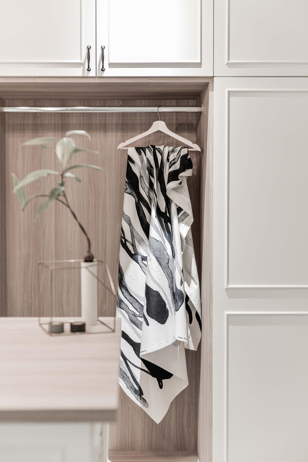 Minimalistic, Condo, Li Villas, Interior Designer, Dot Works, Modern, Paper