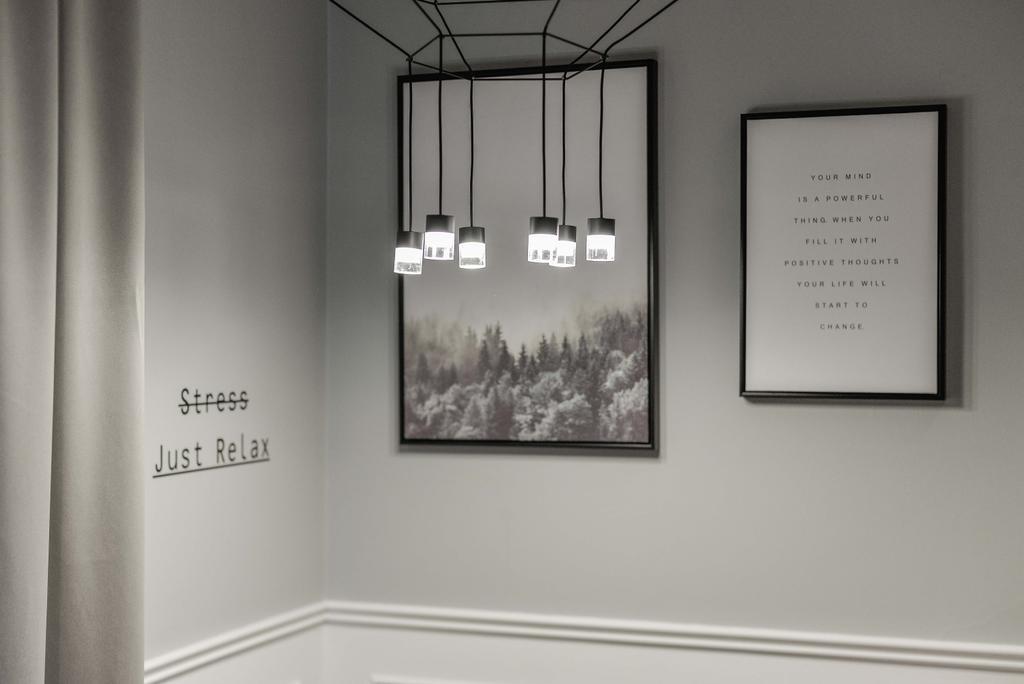 Minimalistic, Condo, Li Villas, Interior Designer, Dot Works, Modern, Plaque