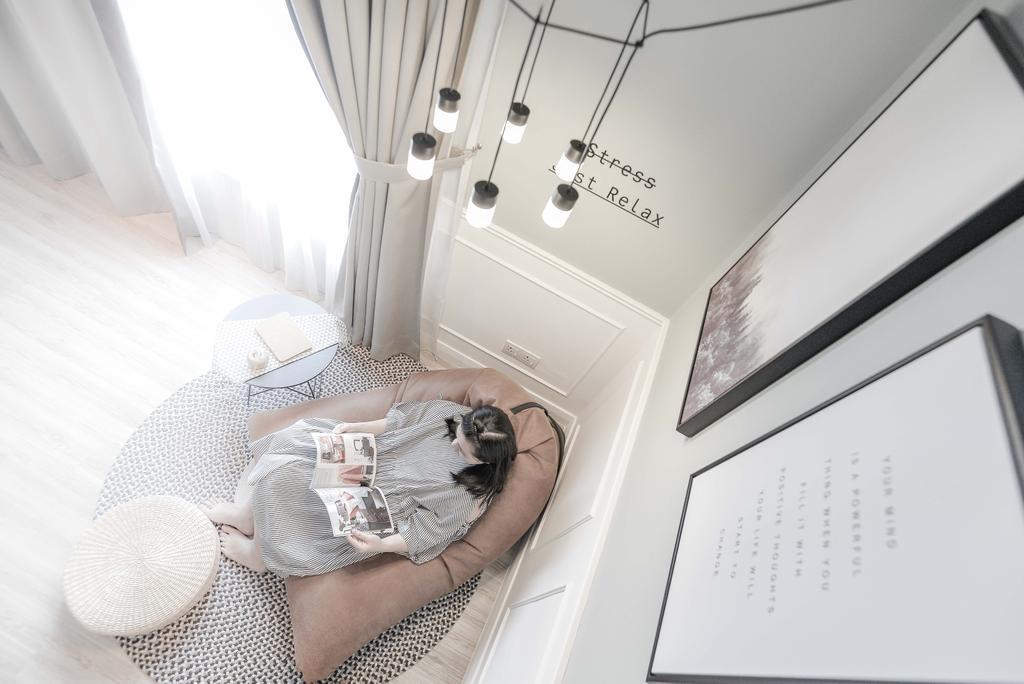 Minimalist, Condo, Li Villas, Interior Designer, Dot Works, Modern