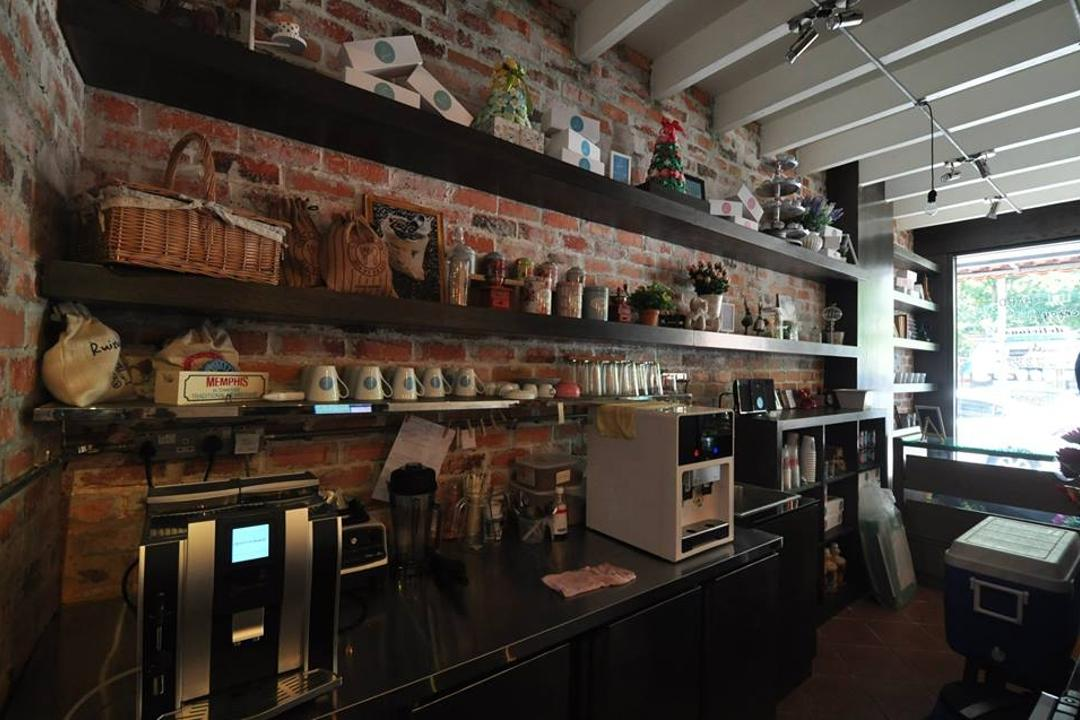 La Vanille Pastry (Georgetown), Grazioso Design, Eclectic, Commercial, Appliance, Electrical Device, Oven, Bar Counter, Pub