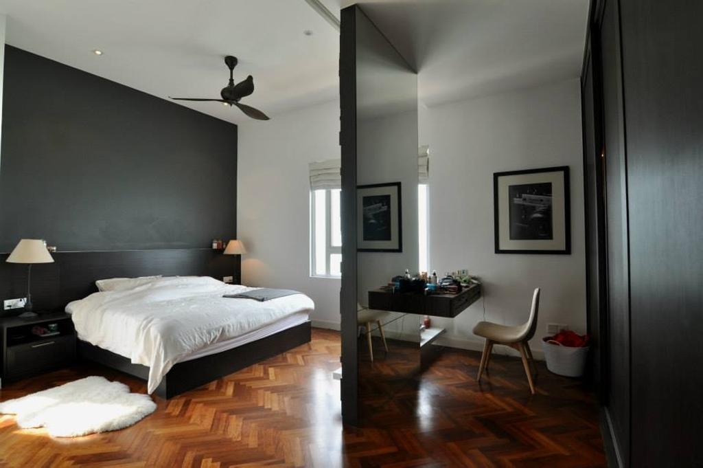 Quayside Condominium Type A by Grazioso Design