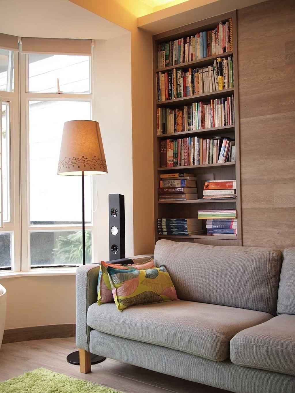 簡約, 私家樓, 景雅花園, 室內設計師, 禾烽室內設計, 北歐, Lamp, Table Lamp, Lampshade