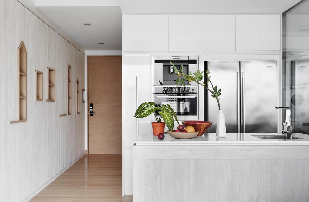 Scandinavian, Condo, Kitchen, Sliversea, Interior Designer, Dan's Workshop, Indoors, Interior Design
